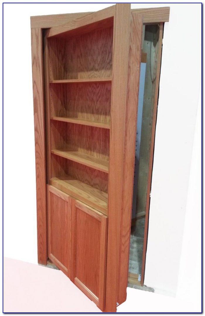 Secret Door Bookcase Hardware