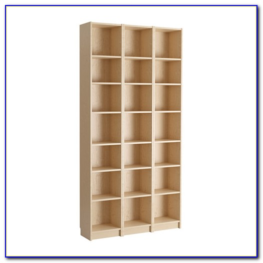 Shallow Depth Bookshelf