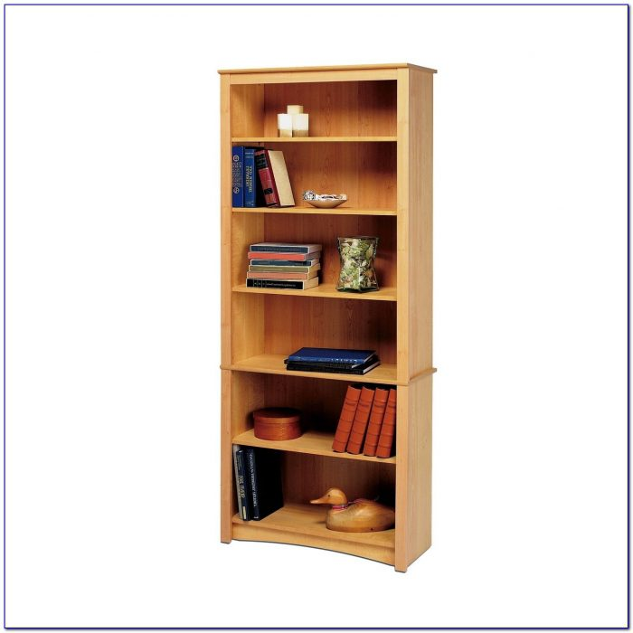 Six Shelf Bookcase