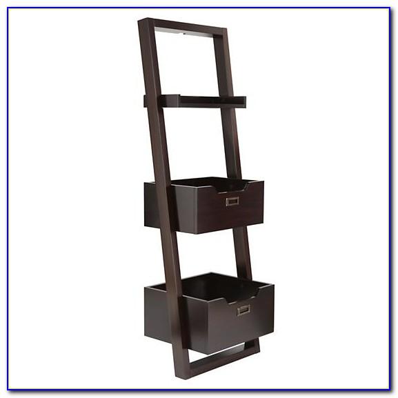 Sloane Leaning Bookcase Instructions