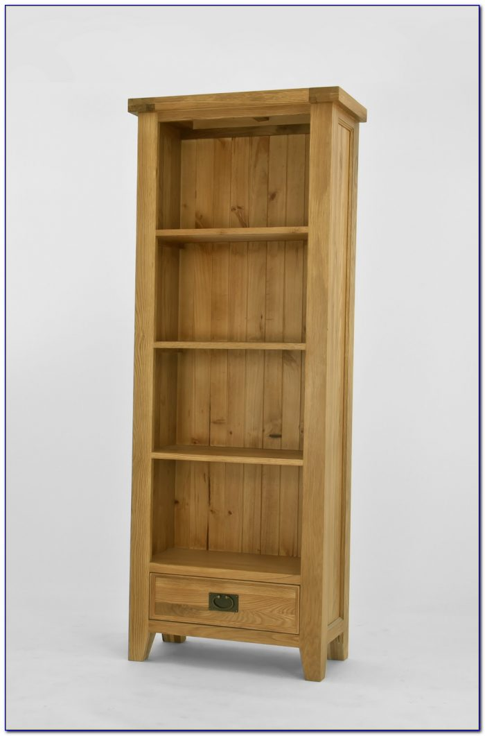 Small Bookshelf With Drawers