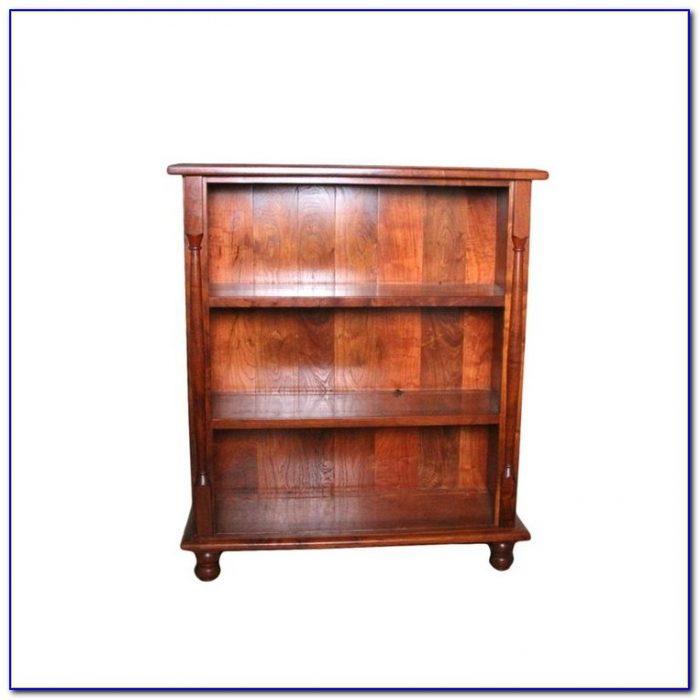 Small Cherry Bookcase