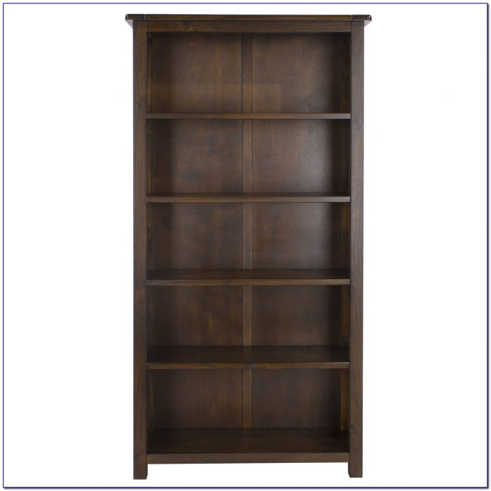 Small Dark Wood Bookcases