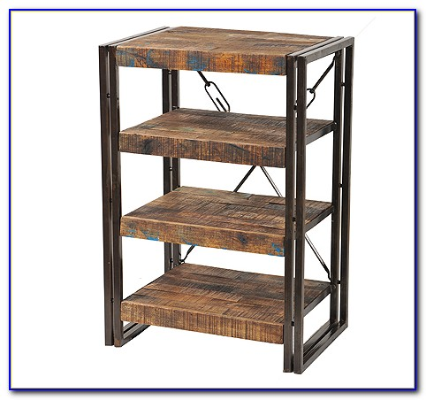 Small End Table Bookcase