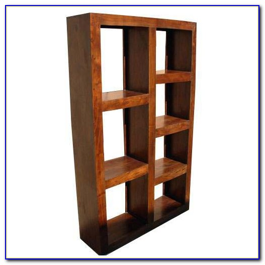 Solid Wood Cube Bookshelf Bookcase Home Design Ideas