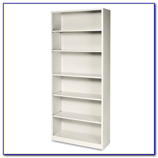 Tall Bookcase With Adjustable Shelves