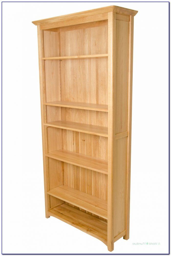 Tall Wide Bookshelf