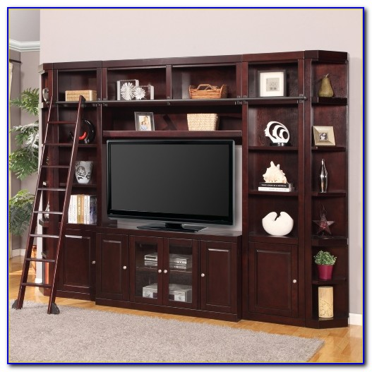 Tv Lift Entertainment Center Bookcase