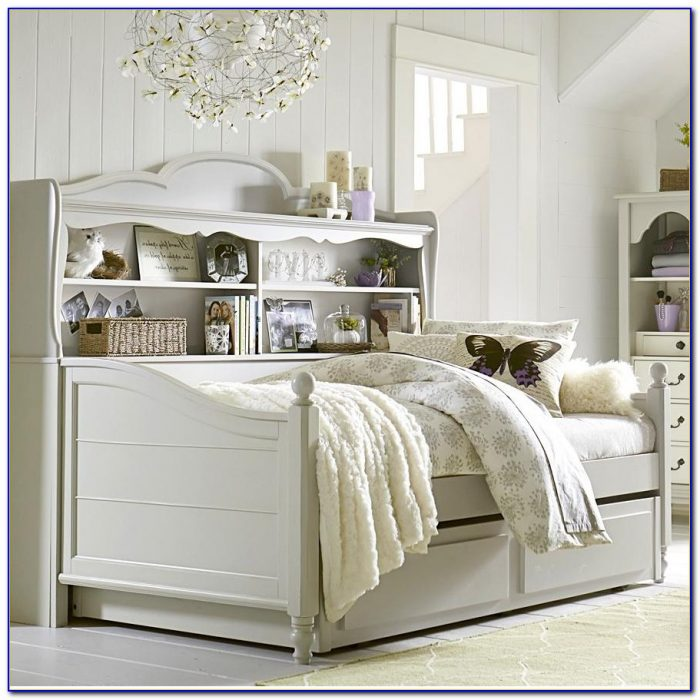 Twin Bookcase Daybed With Storage
