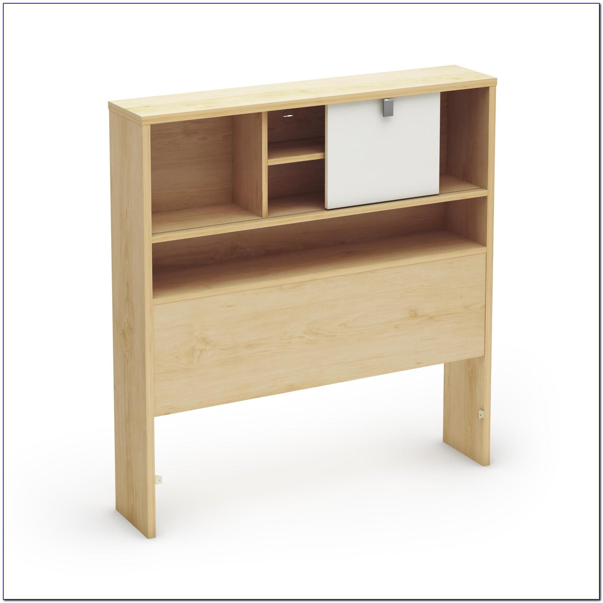 Twin Bookcase Headboard Beds