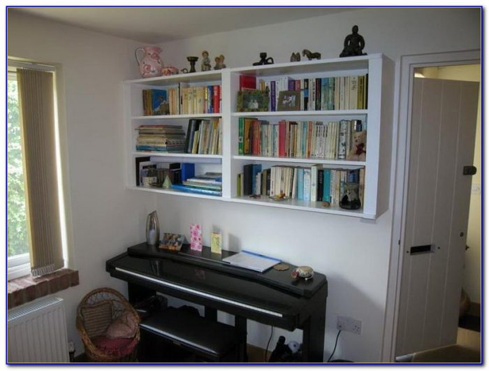 Wall Hanging Bookcase