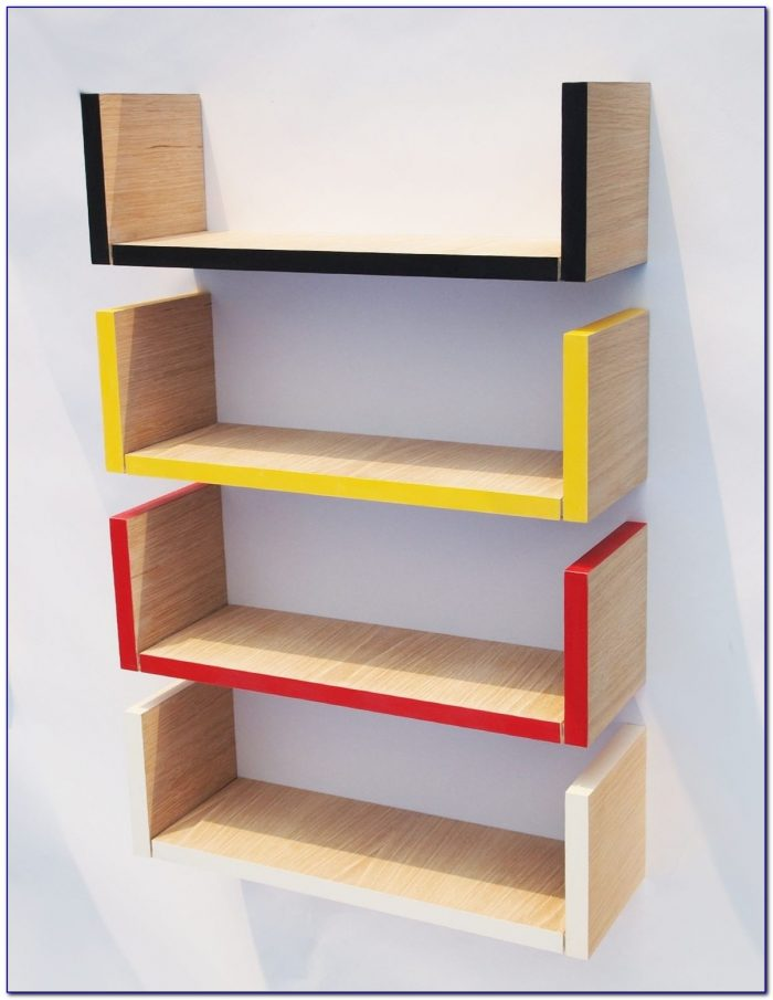 Wall Hanging Bookshelf Designs