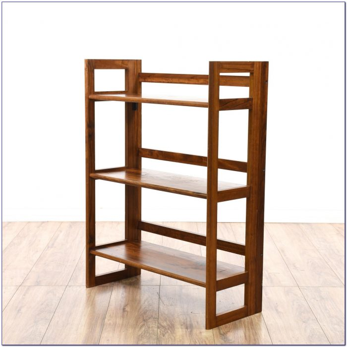 Winsome Wood Folding Bookcase