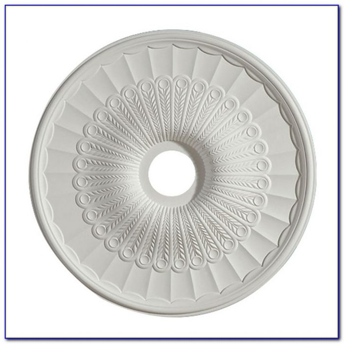 2 Piece Ceiling Medallion Canada