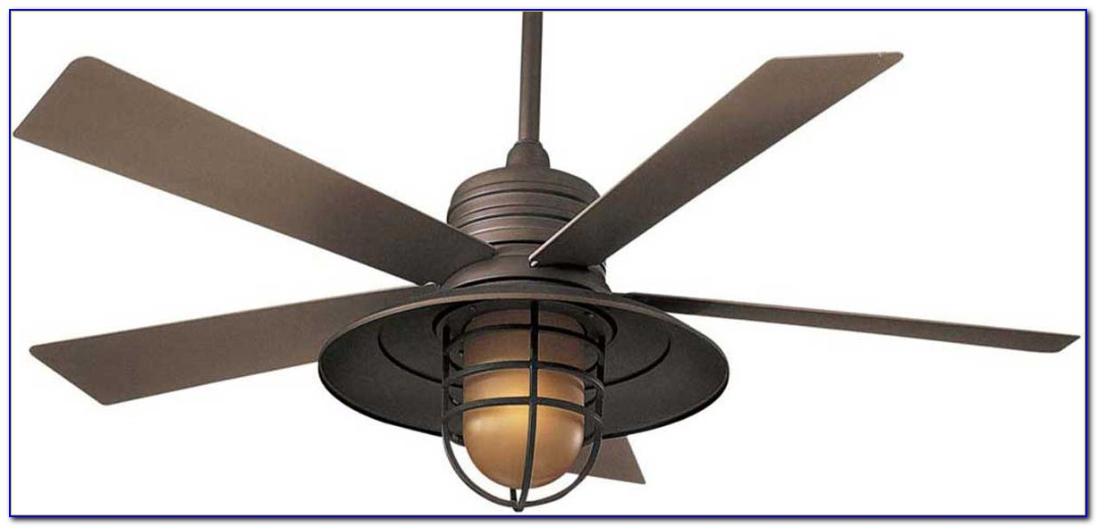 42 Inch Tropical Ceiling Fan With Light