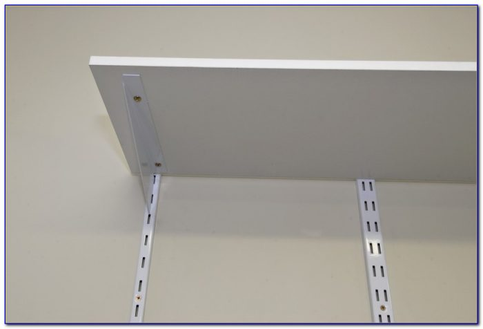 Adjustable U Bookcase Strips