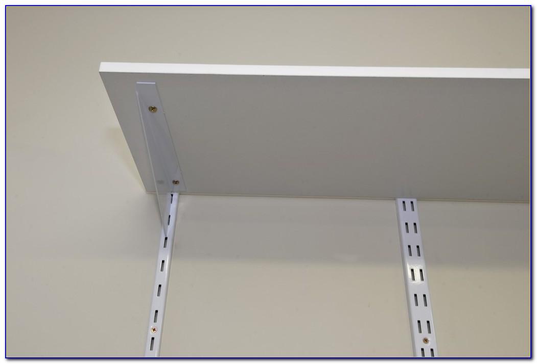 Adjustable U Bookcase Strips