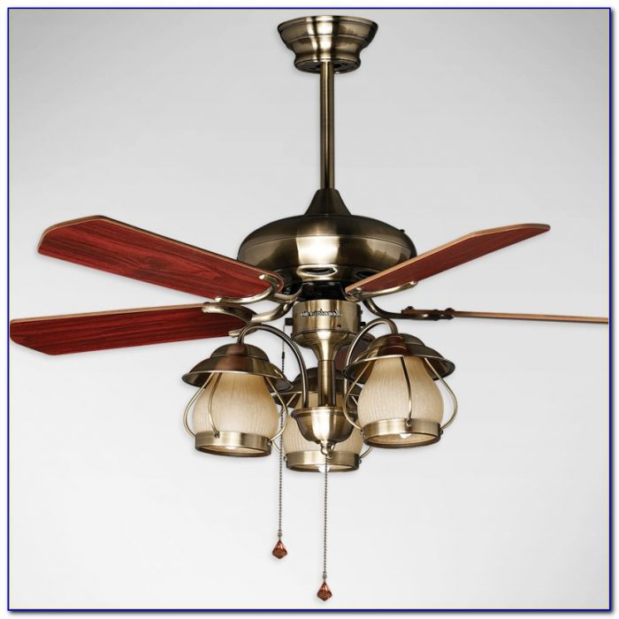 Antique Looking Outdoor Ceiling Fans