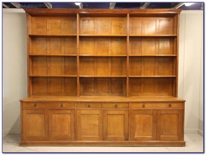 Antique Oak Bookcases Ebay