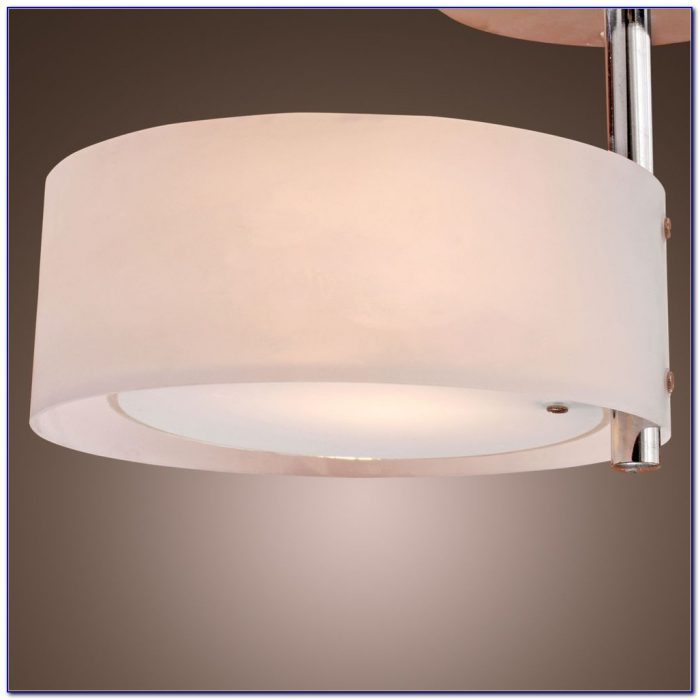 Bathroom Flush Ceiling Light Fixtures