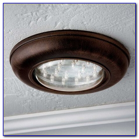 Battery Powered Ceiling Light With Remote