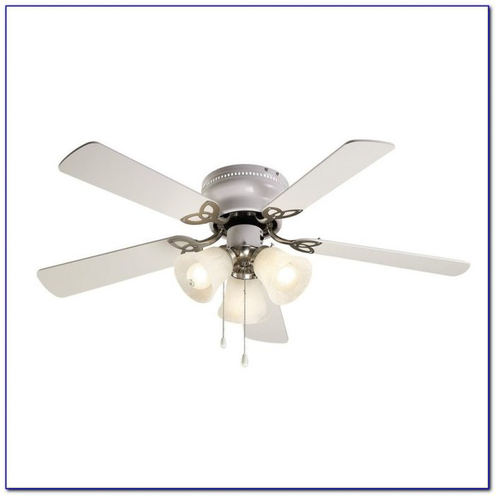 Best Ceiling Hugger Fans With Lights