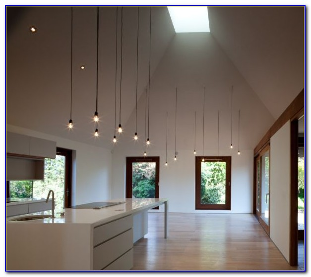 Best Track Lighting For High Ceilings