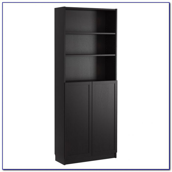 Black Billy Bookcase Uk