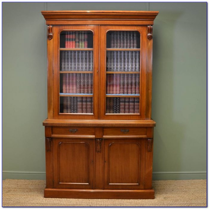 Bookcase And Filing Cabinet Combo