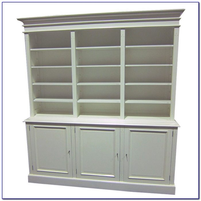 Bookcase And Storage Cabinets