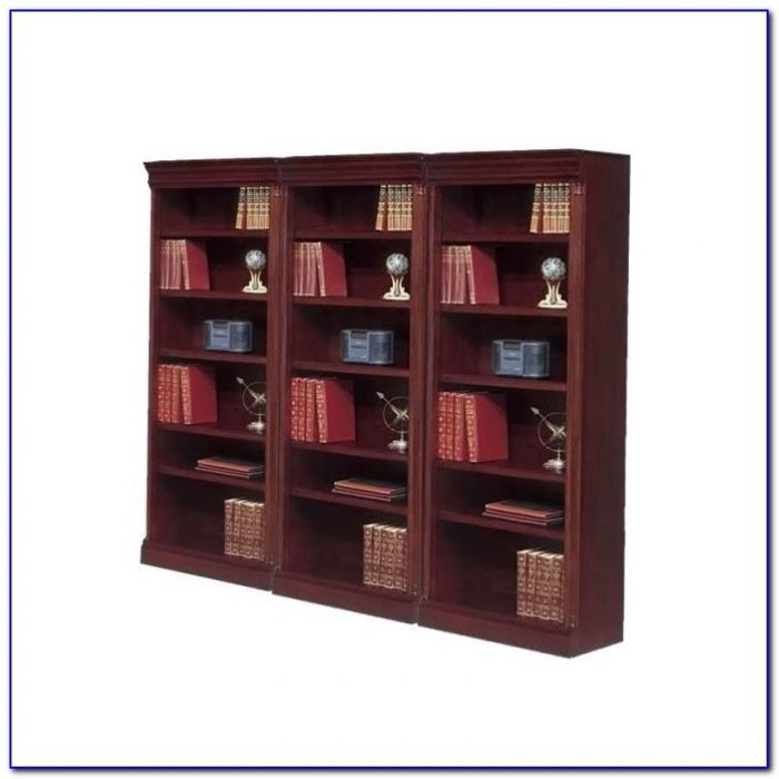 Bookcase Cherry Finish