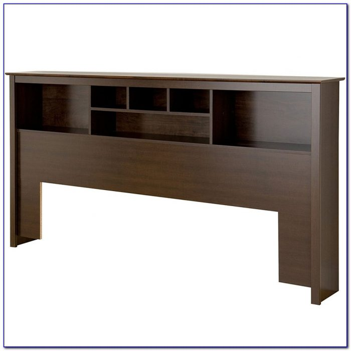 Bookcase King Size Headboard
