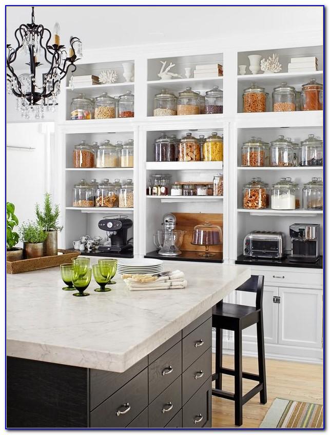 Bookcase Kitchen Cabinets