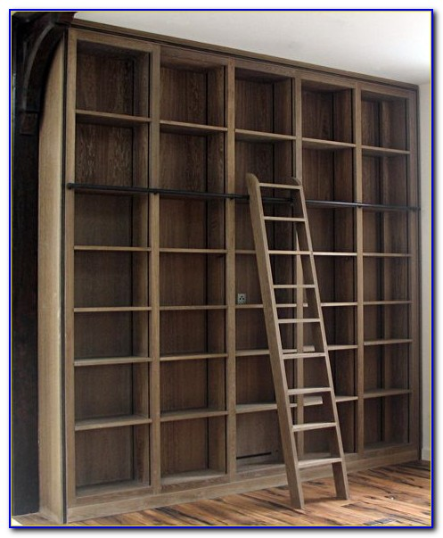 Bookcase Ladder Kit Uk