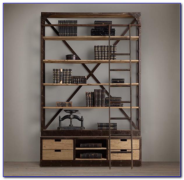 Bookcase Ladder Kit