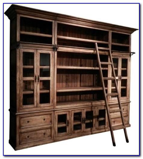 Bookshelf Ladder Hardware