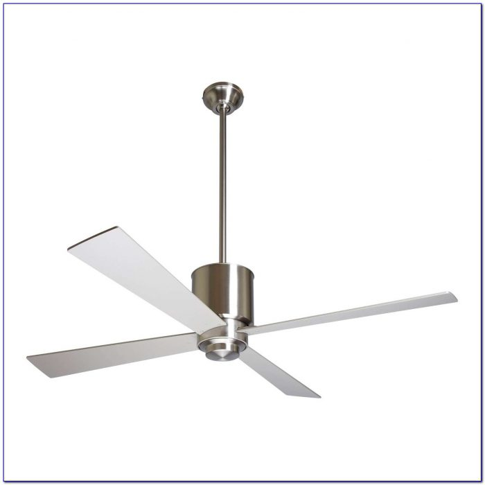 Bright Brass Ceiling Fan With Light