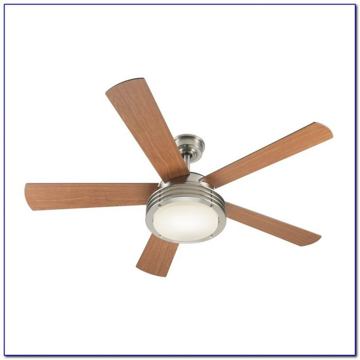 Brushed Nickel Ceiling Fans With Light Kit