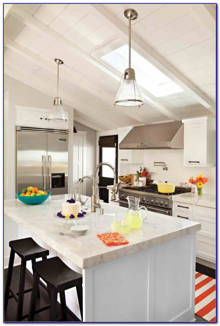 Can Lights For Angled Ceilings