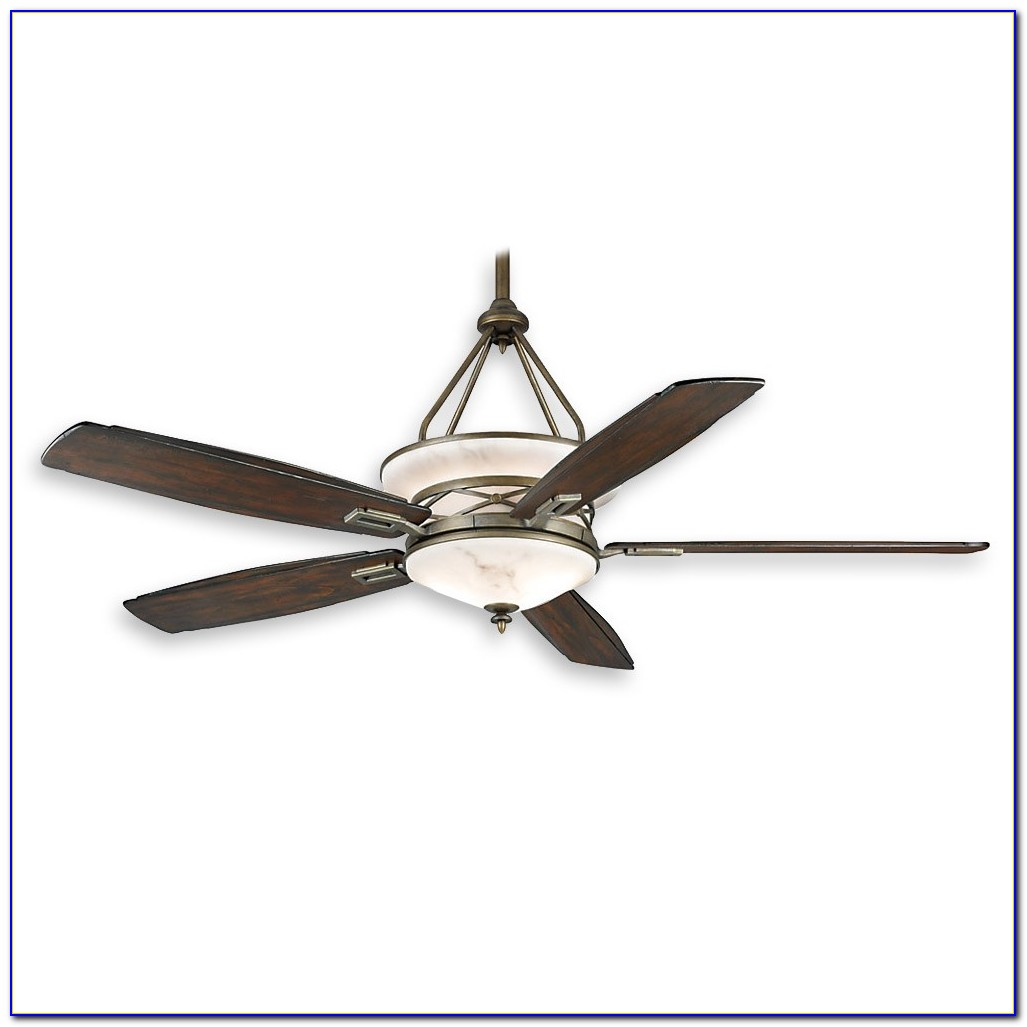 Ceiling Fan With Uplight And Downlight