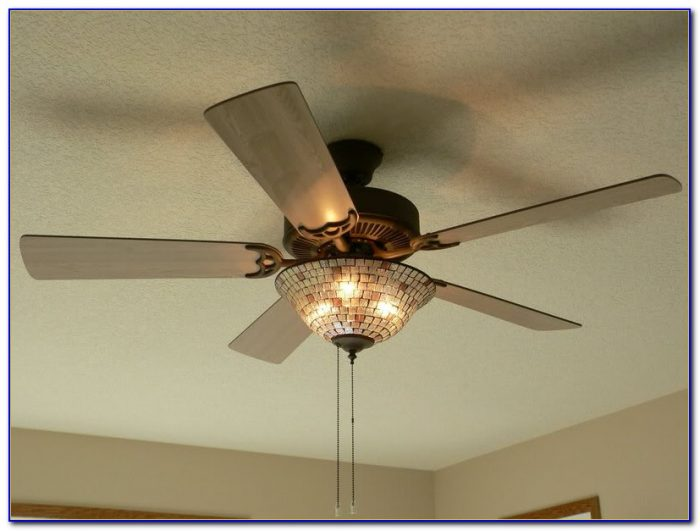 Ceiling Fan With Very Bright Light