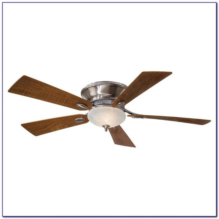 Ceiling Fans Flush Mount With Light Remote Control