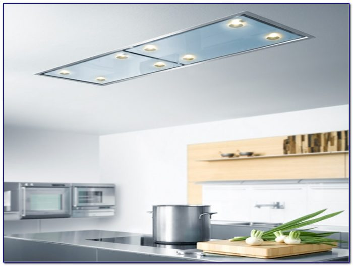 Ceiling Mount Range Hoods Stainless Steel