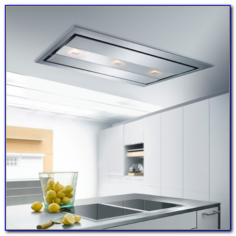 Ductless Ceiling Mount Range Hood Ceiling Home Design
