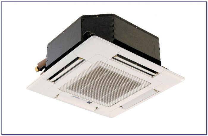 Ceiling Mounted Air Conditioner Installation