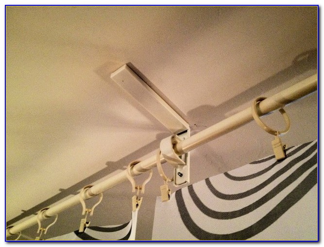 Ceiling Mounted Curtain Track For Bay Window Uk