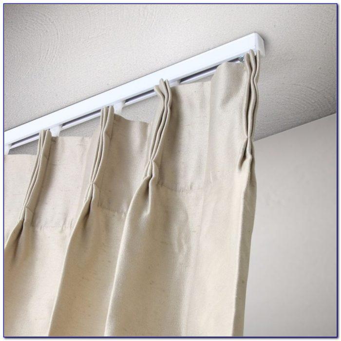 Ceiling Mounted Curtain Track Ikea