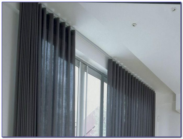 Ceiling Mounted Curtain Track Uk
