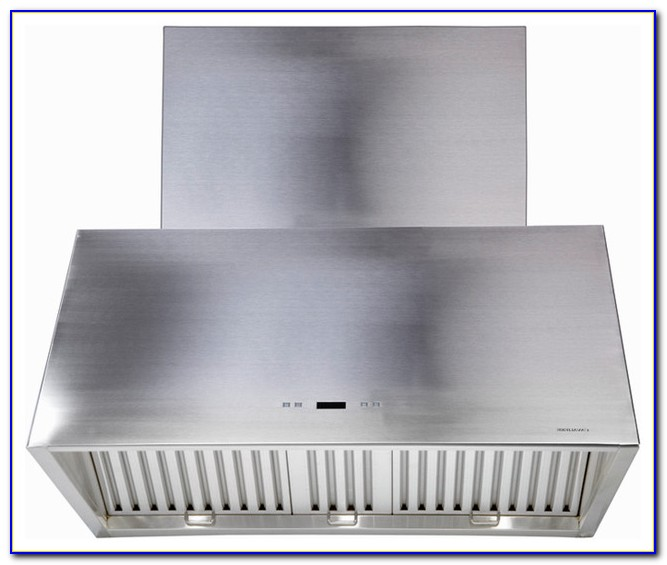 Ceiling Mounted Ductless Range Hood