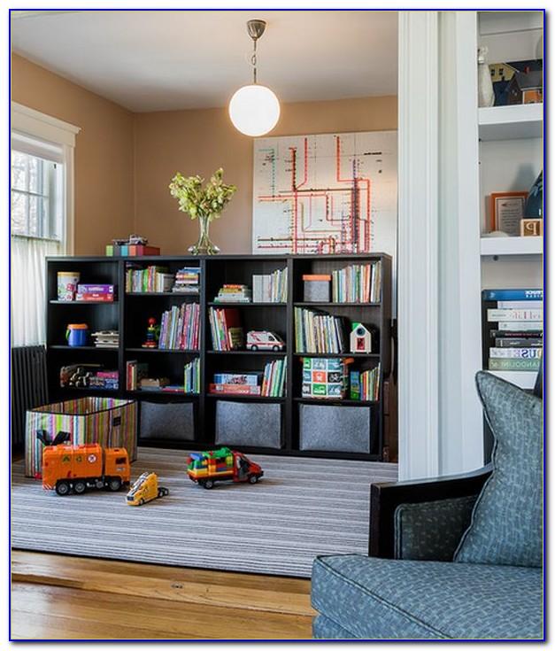 Children's Sling Bookcase Ikea